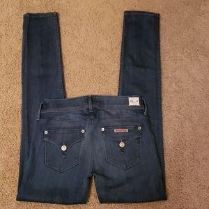 NEW HUDSON Midrise Collin skinny jeans